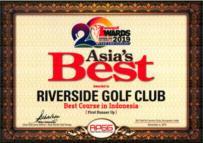 Riverside Golf Awards